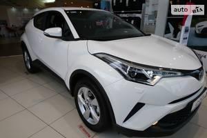 Toyota C-HR 1.2 CVT (116 л.с.) Active 2019