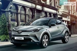Toyota C-HR 1.2 CVT (116 л.с.) AWD Premium 2019