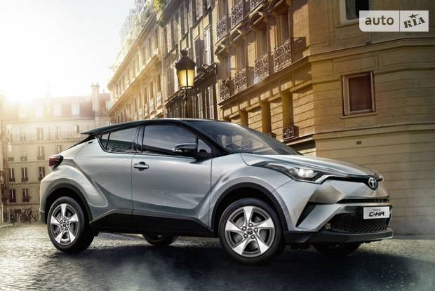 Toyota C-HR Active