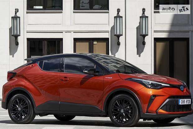 Toyota C-HR Premium Launch Edition
