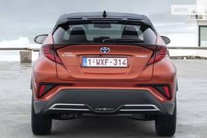 Toyota C-HR 1.8 Hybrid e-CVT (122 л.с.) Premium 2019