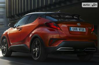 Toyota C-HR 2020 Active