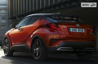 Toyota C-HR 2020 Premium Launch Edition