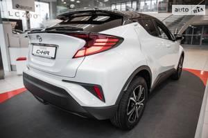 Toyota C-HR 1.2 D-4T Multidrive S (116 л.с.) Style  2020