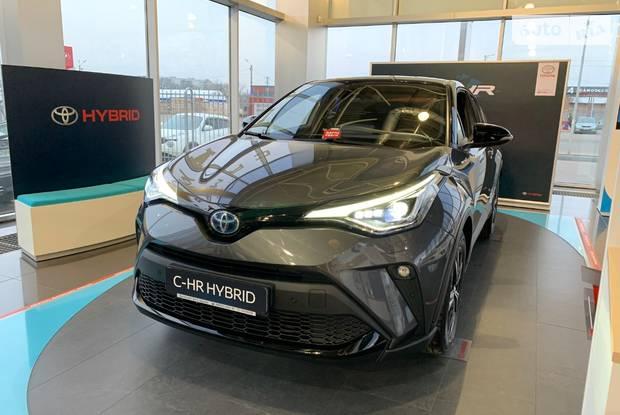 Toyota C-HR Individual