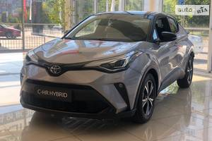 Toyota C-HR 2.0 Hybrid e-CVT (184 л.с.) Style  2020