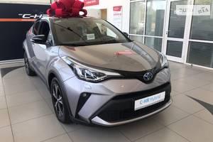 Toyota C-HR 2.0 Hybrid e-CVT (184 л.с.) Premium 2020
