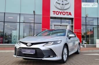 Toyota Camry New 2.5 АТ (181 л.с.) 2021