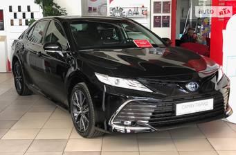 Toyota Camry 2.5 Hybrid e-CVT (218 л.с.) 2021