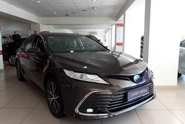 Toyota Camry Prestige+