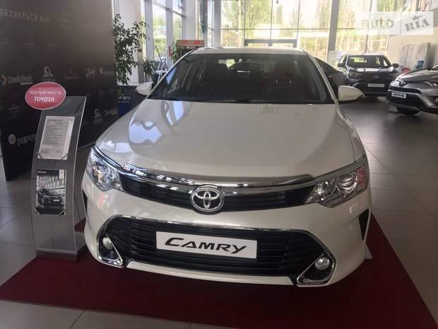 Toyota Camry Elegance