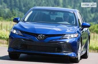 Toyota Camry New 2.5 АТ (181 л.с.) Comfort 2018
