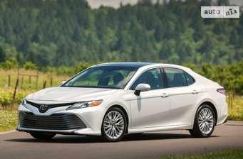 Toyota Camry New 2.5 АТ (181 л.с.) Premium 2018