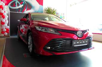Toyota Camry New 2.5 АТ (181 л.с.) 2018