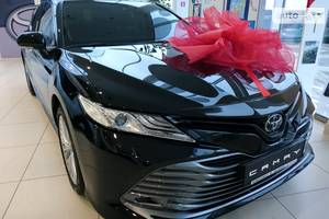 Toyota Camry New 2.5 АТ (181 л.с.) Premium 2019