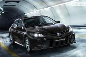 Toyota Camry New 2.5 АТ (181 л.с.) Prestige 2019