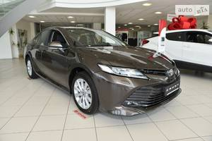 Toyota Camry New 2.5 АТ (181 л.с.) Comfort 2019
