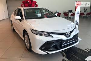 Toyota Camry New 2.5 АТ (181 л.с.) Comfort 2019
