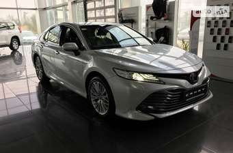 Toyota Camry Premium 2019