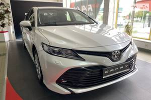Toyota Camry New 2.5 АТ (181 л.с.) Comfort 2020