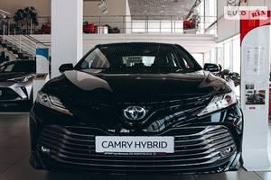 Toyota Camry New 2.5 АТ (181 л.с.) Comfort 2020