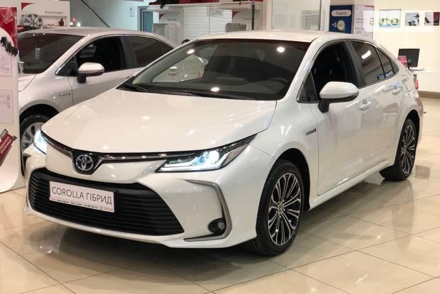 Toyota Corolla Style