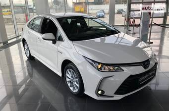 Toyota Corolla 1.8 Hybrid e-CVT (122 л.с.) 2021