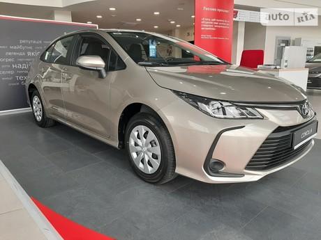 Toyota Corolla 2021
