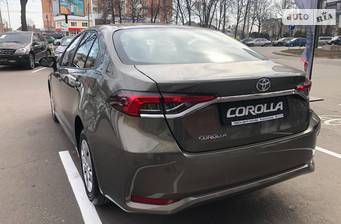 Toyota Corolla 2021 City