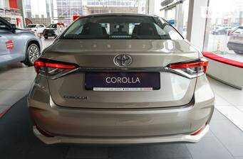 Toyota Corolla 2020 City