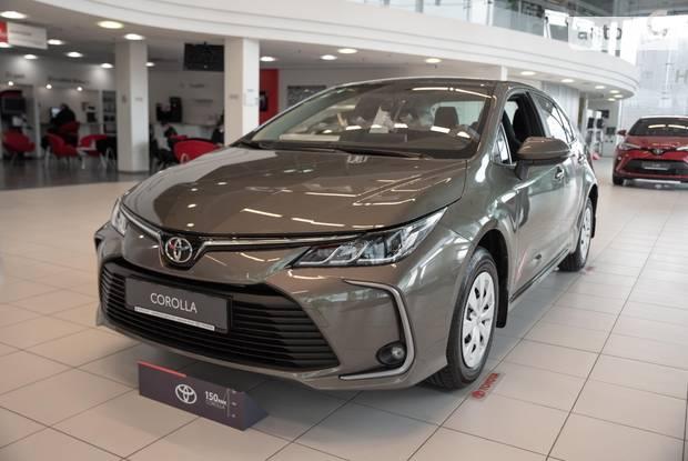 Toyota Corolla Live