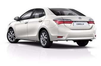 Toyota Corolla New 1.6 CVT (132 л.с.) Style 2018