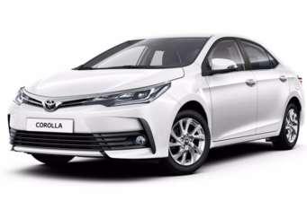 Toyota Corolla Live 2018