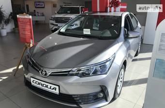 Toyota Corolla New 1.6 CVT (132 л.с.) 2018