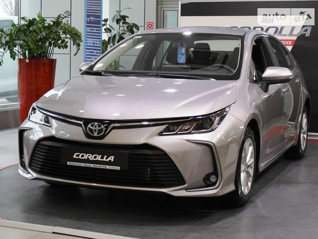 Toyota Corolla Active