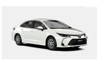 Toyota Corolla City 2019