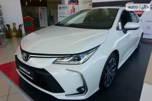 Toyota Corolla 1.6 AT (132 л.с.) Style 2019
