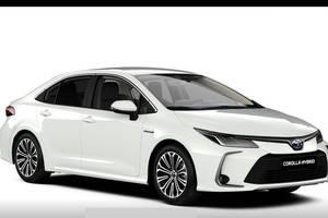 Toyota Corolla 1.8 Hybrid e-CVT (122 л.с.) Style 2019