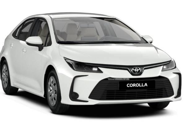 Toyota Corolla City