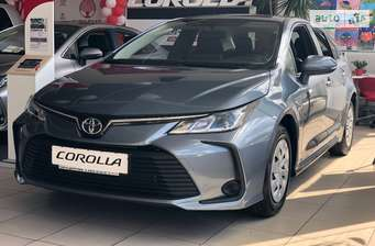 Toyota Corolla City 2019