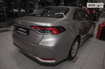 Toyota Corolla 2020 Live