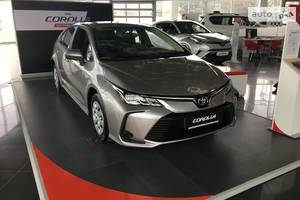 Toyota Corolla 1.6 MT (132 л.с.) City 2019