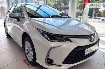 Toyota Corolla 1.8 Hybrid e-CVT (122 л.с.) 2020