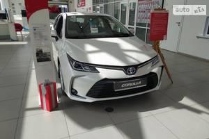 Toyota Corolla 1.8 Hybrid e-CVT (122 л.с.) Active 2020