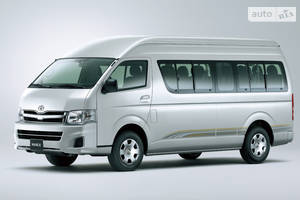 Toyota hiace-pass H200 (рестайлінг) Микроавтобус
