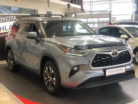 Toyota Highlander 2020