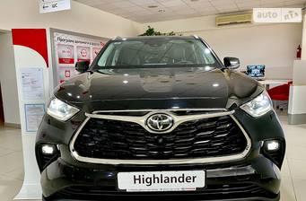 Toyota Highlander 2020 Premium