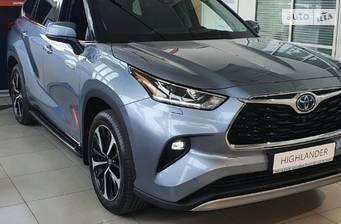 Toyota Highlander 2020 Platinum