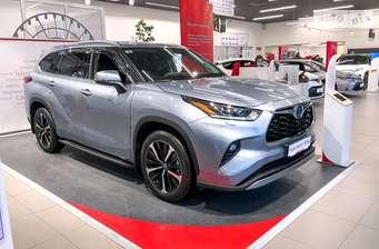 Toyota Highlander 2021 в Харьков