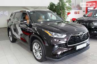Toyota Highlander 2021 в Днепр (Днепропетровск)